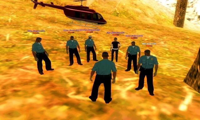 | Los Santos Fire Department | Sa-mp-35