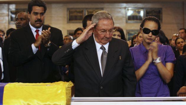 Treinta líderes mundiales se reúnen en exequias de Hugo Chávez 10906210