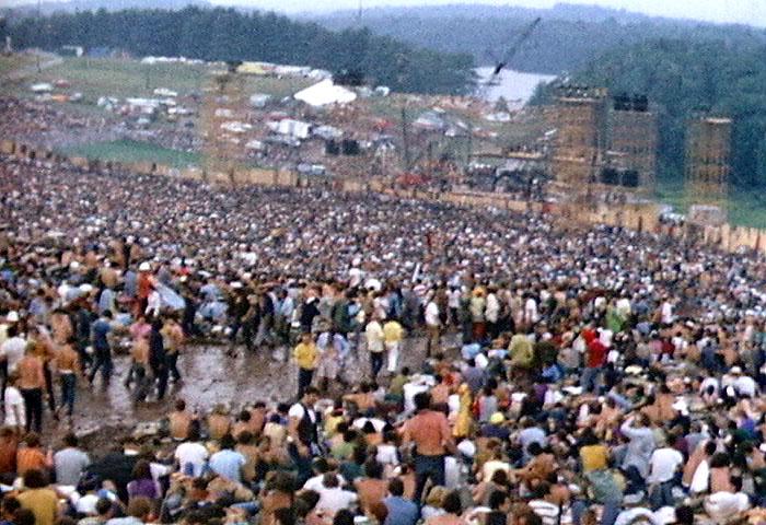 Woodstock: tres dias de Paz, amor y música Woodst11