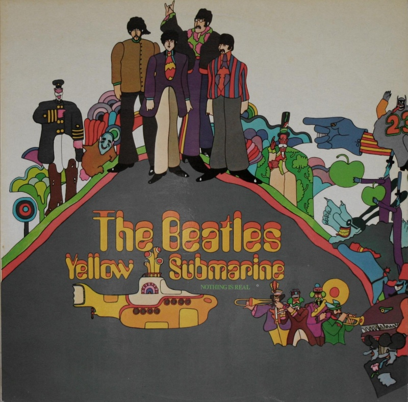 Yellow Submarine Ys-mon11