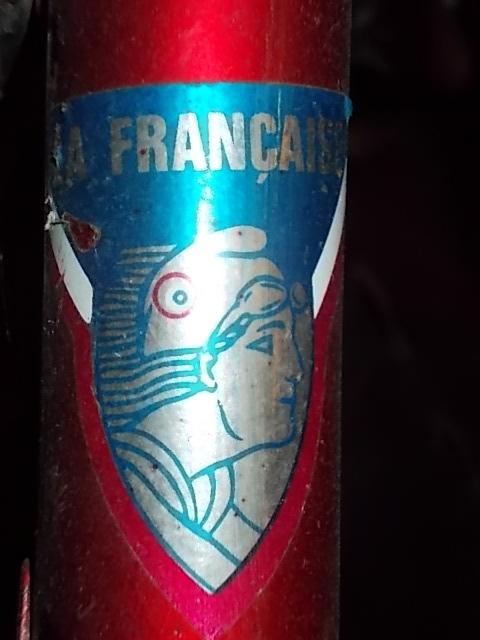 la FRANÇAISE DIAMANT 1965-72  2013-022