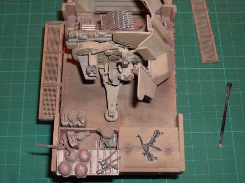 les maquettes à POLO LE 3,7cm Flak auf sWS 3_1210