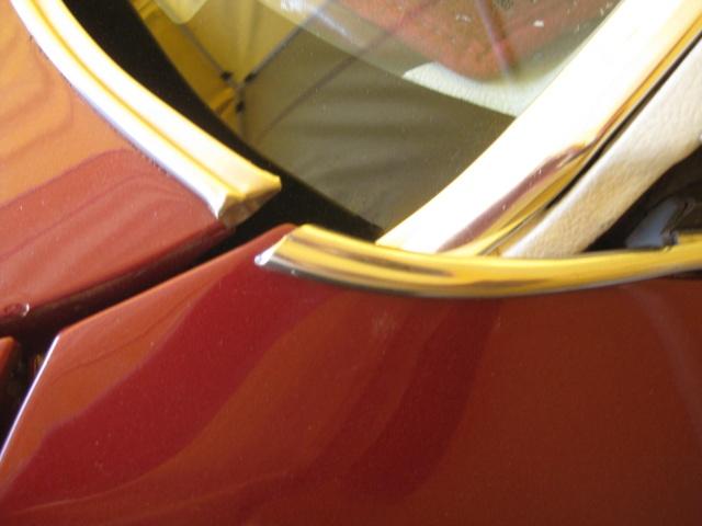 Two styles of hood/door trim? More_g14