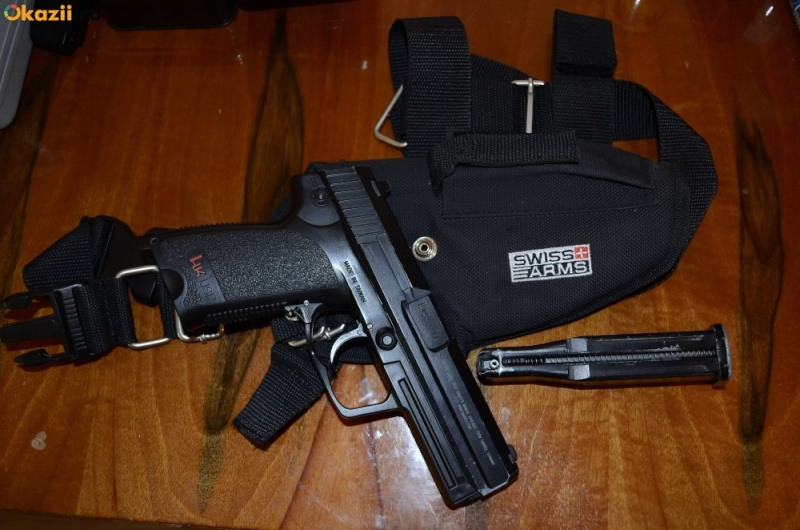 HECKLER & KOCH USP co2 UMAREX  - 120 RON D0fcb410