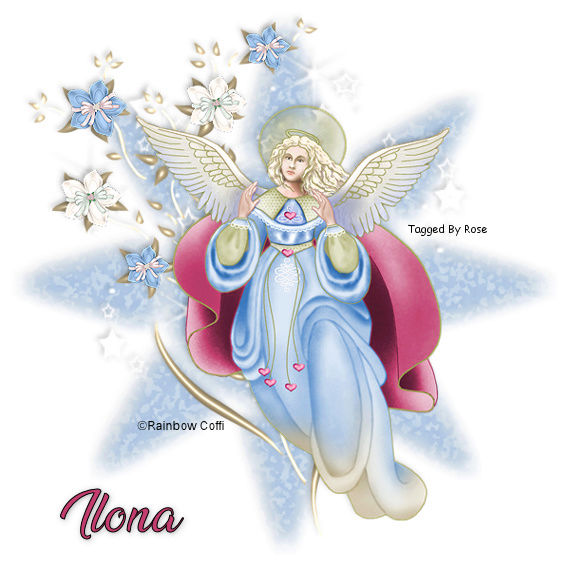 ANGELS/FAIRIES TAGS Angel110