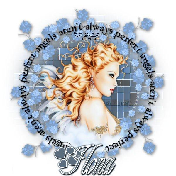 ANGELS/FAIRIES TAGS Angels10
