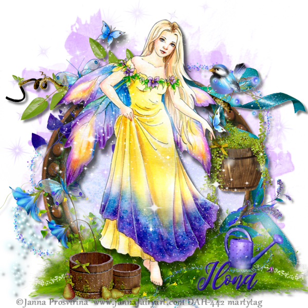 ANGELS/FAIRIES TAGS - Page 2 Artist23