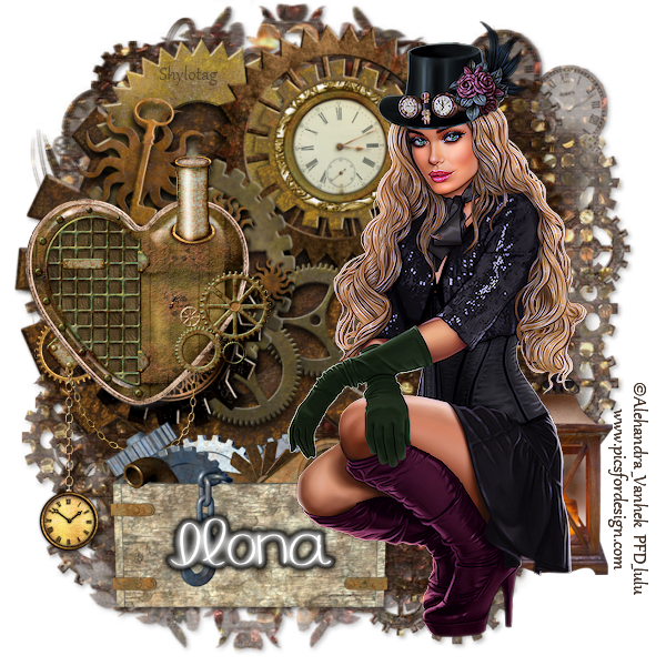 STEAMPUNK TAGS - Page 2 Divaz11