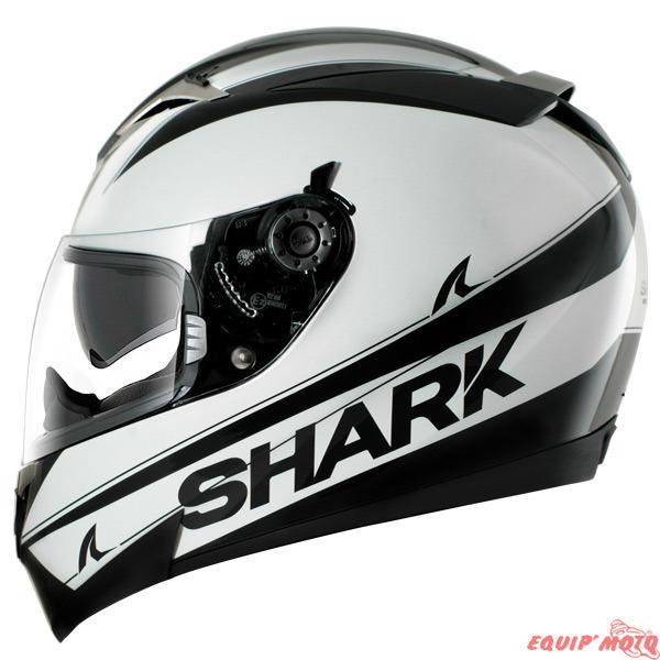 casque shark pas étanche Casque10