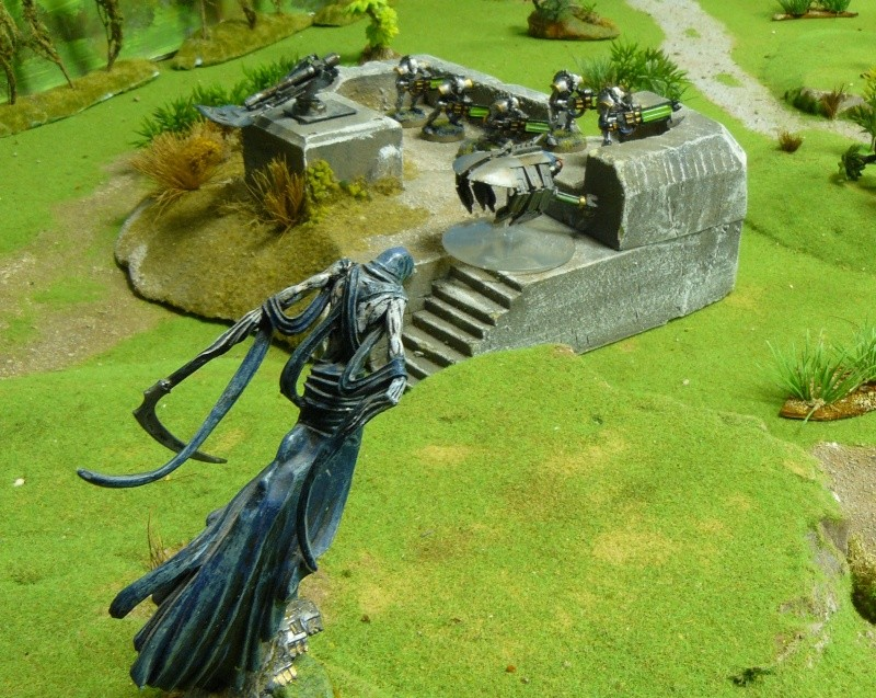 Warhammer 40K. Galerie de Batailles ! P1180132
