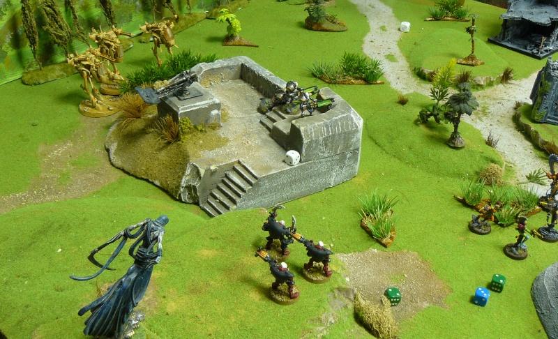 Warhammer 40K. Galerie de Batailles ! P1180133