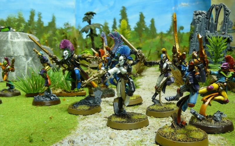 Warhammer 40K. Galerie de Batailles ! P1180134
