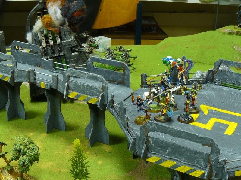 Warhammer 40K. Galerie de Batailles ! P1180136