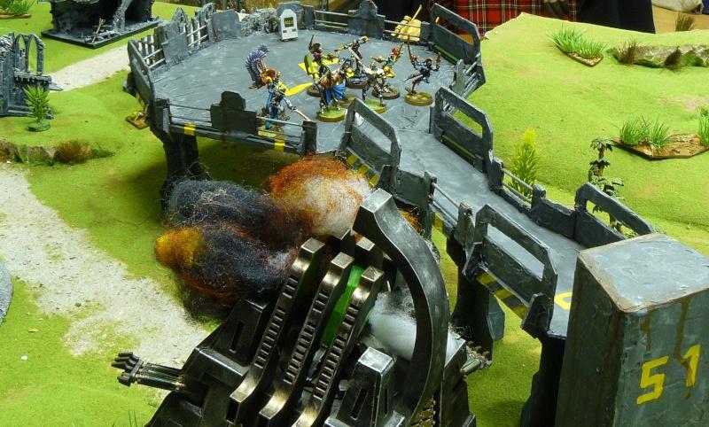 Warhammer 40K. Galerie de Batailles ! P1180138