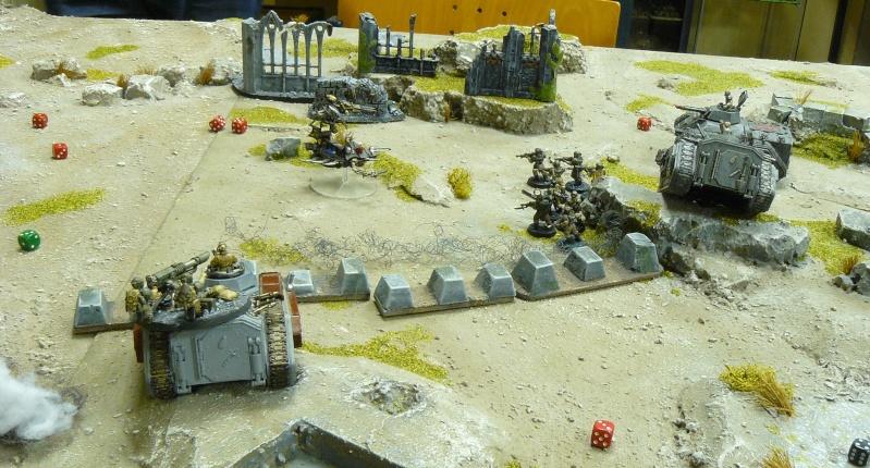 Warhammer 40K. Galerie de Batailles ! P1180333