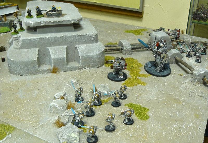 Warhammer 40K. Galerie de Batailles ! P1180566