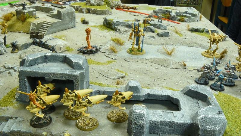 Warhammer 40K. Galerie de Batailles ! P1180568