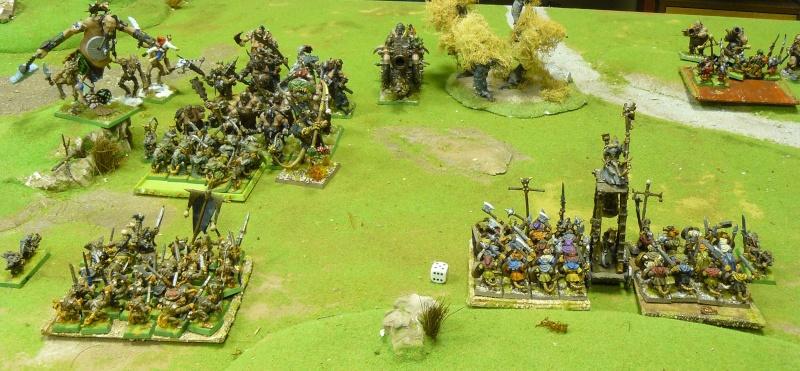 Warhammer Fantasy, Galerie de Batailles P1180617