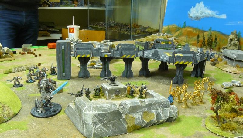 Warhammer 40K. Galerie de Batailles ! P1180663