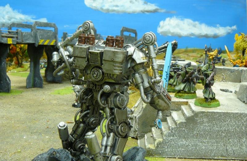 Warhammer 40K. Galerie de Batailles ! P1180667