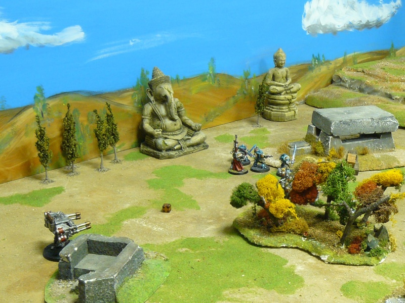 Warhammer 40K. Galerie de Batailles ! P1180668