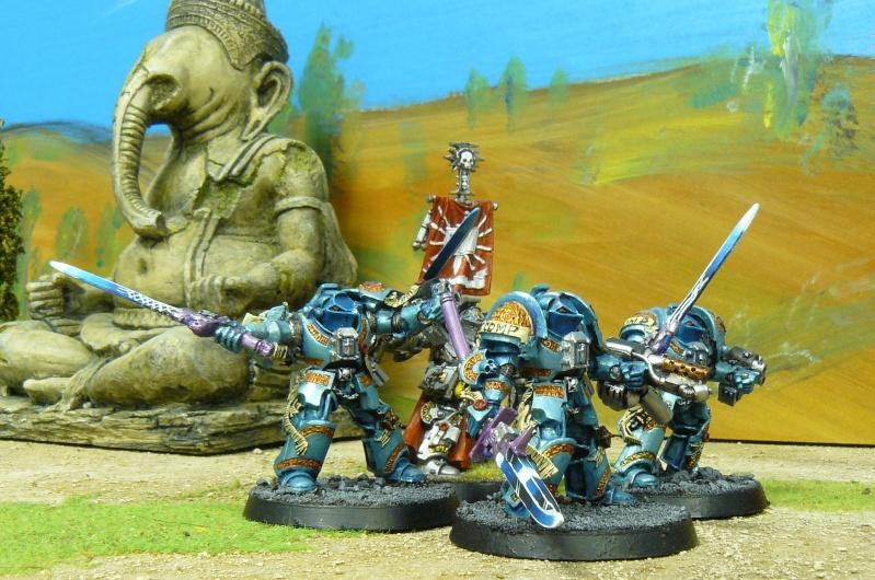 Warhammer 40K. Galerie de Batailles ! P1180726
