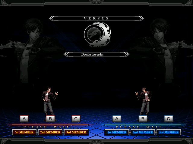 The King Of Fighters XII Screenpack Mugen013