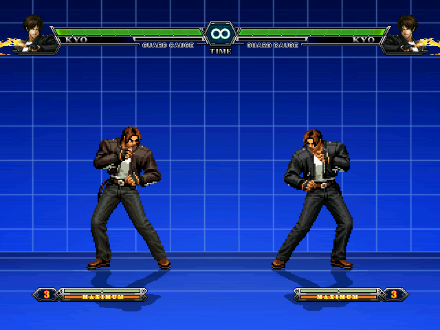 The King Of Fighters XII Screenpack Mugen016