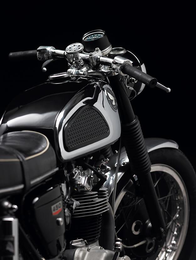 léché et bien classe ce CB Honda-11