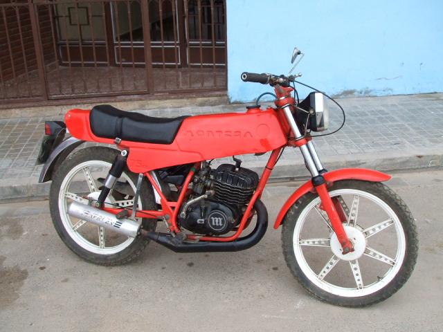 Montesa Montes12