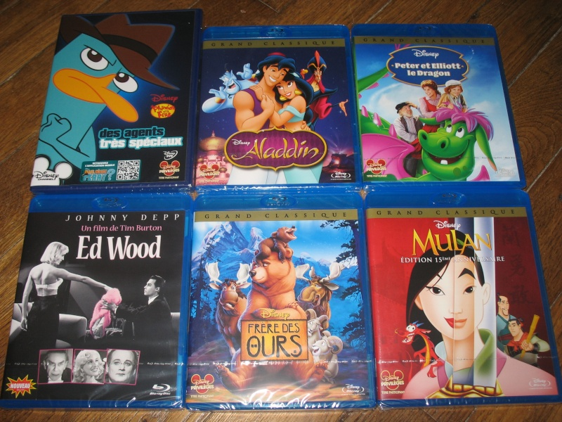 [Shopping] Vos achats DVD et Blu-ray Disney - Page 4 Img_8610