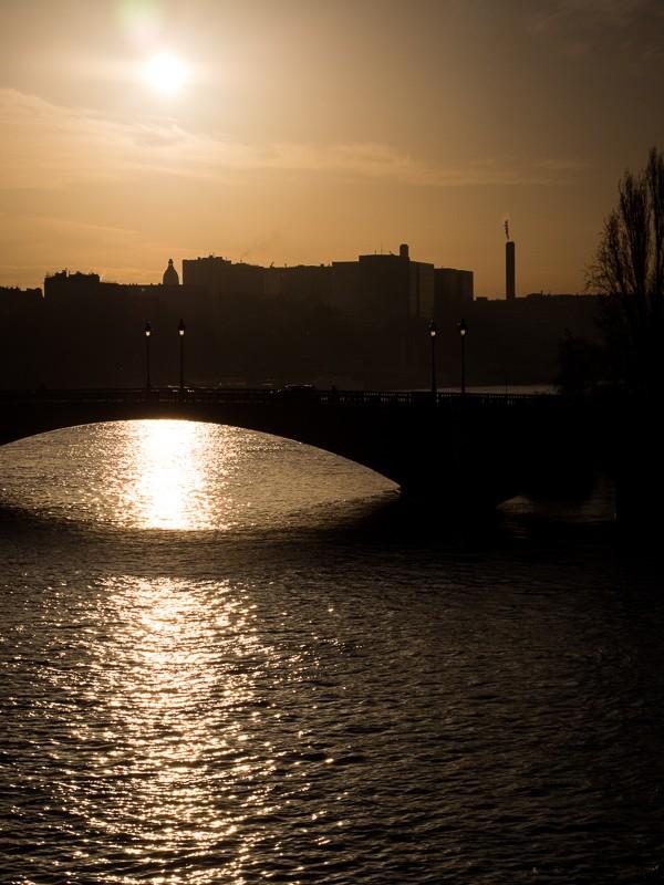 LES PHOTOS: lever de soleil sur la Seine 20130222