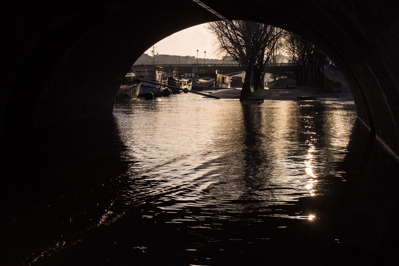 LES PHOTOS: lever de soleil sur la Seine 20130223
