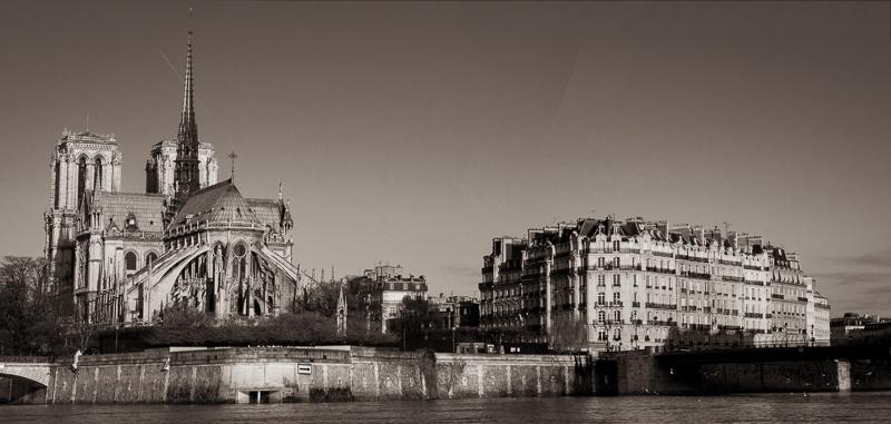 LES PHOTOS: lever de soleil sur la Seine 20130224