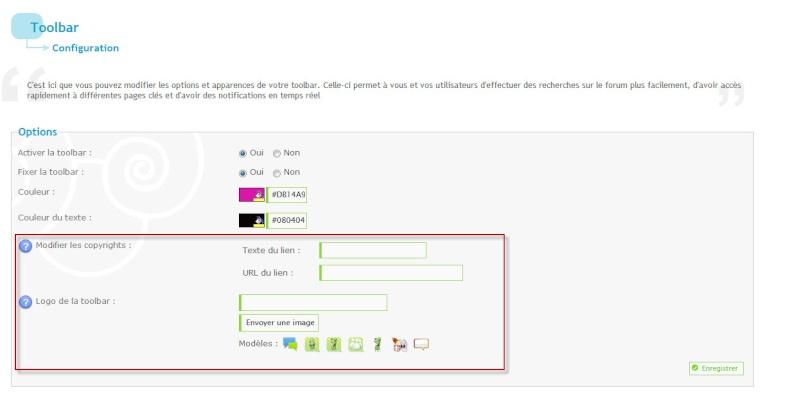 Nouvelles Mises à jour : Amélioration de la Toolbar et Optimisation de la Version Mobile  Copyri10