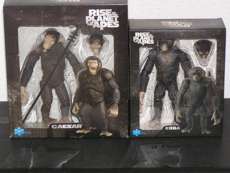 Planéte des singes les origines :Hiya toys,Neca et autres... Beast_20
