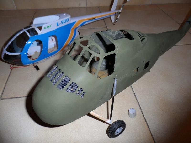 Projet de fuselage en fibre - Page 5 Finiti10