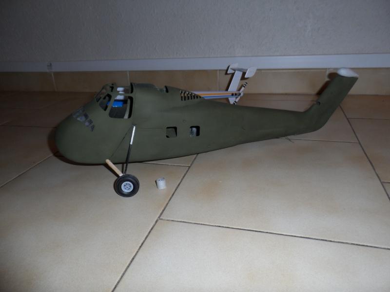 Projet de fuselage en fibre - Page 5 Finiti12