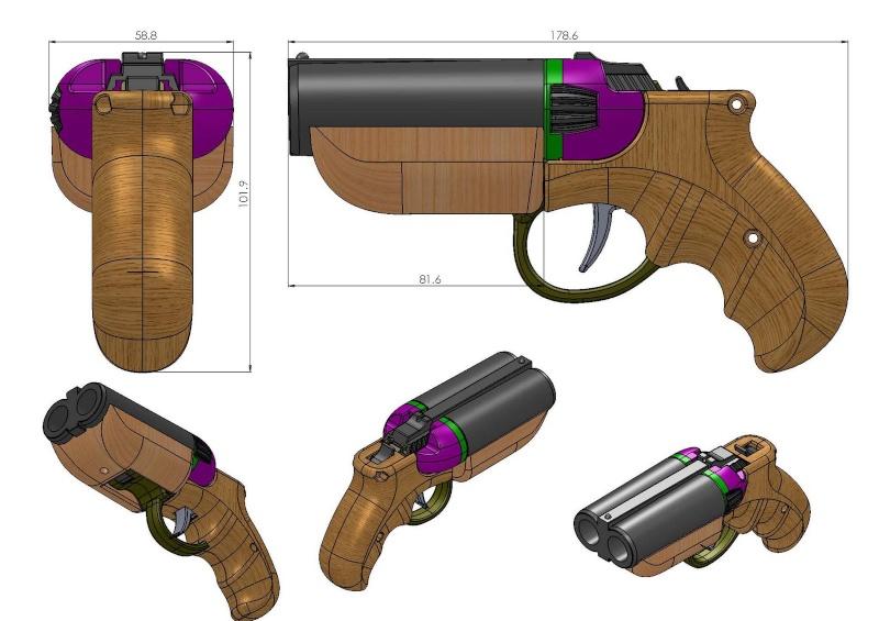 fabriquer un goblin simple canon Duece10