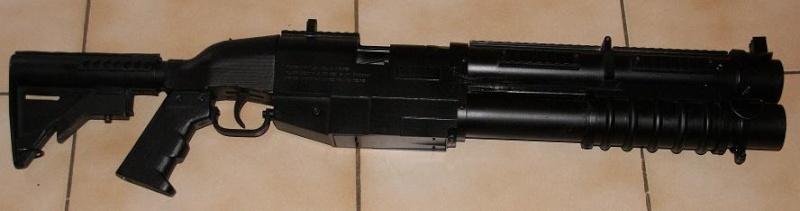 Tuto Fabriquer une crosse de type M4 en PVC - Page 3 Mont_142
