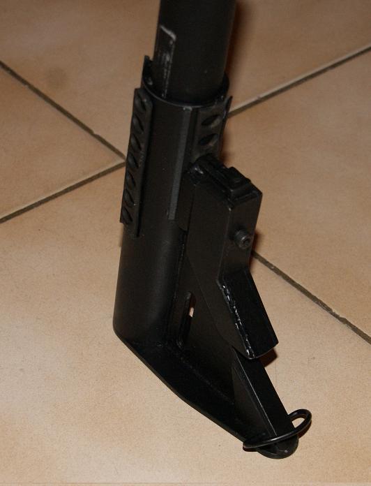 Tuto Fabriquer une crosse de type M4 en PVC - Page 2 Montag15