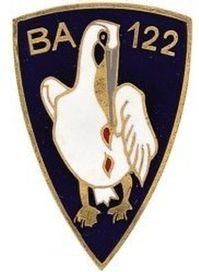 Insigne de la B.A 122 (Base aérienne 122) Insign11