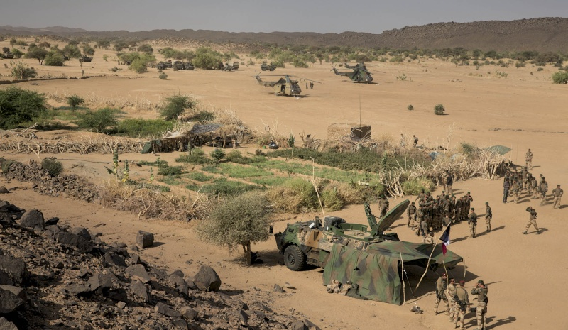 Mali. La Légion dans l'antre d'Aqmi. Mali-i10