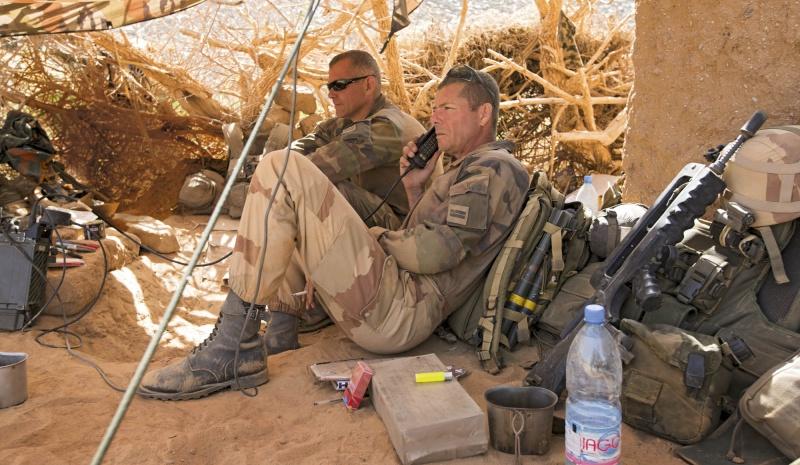 Mali. La Légion dans l'antre d'Aqmi. Mali-i11