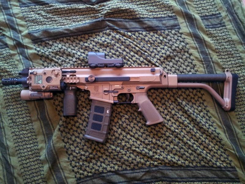 VFC XCR (Custom) 2013-015