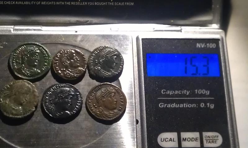 Système monétaire de 364 à 375 ap. J.C. Imag6311