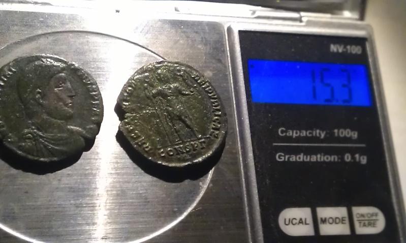 Système monétaire de 364 à 375 ap. J.C. Imag6312