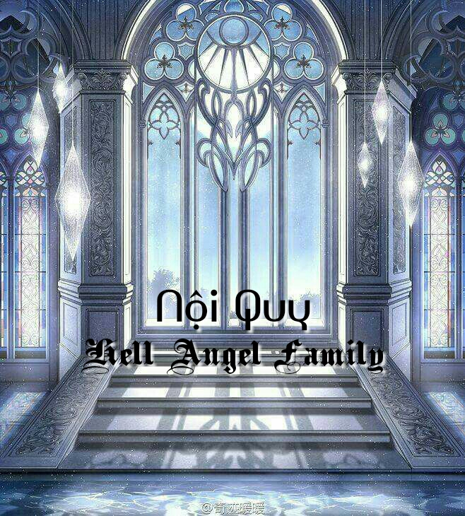 NỘI QUY CỦA HELL ANGEL FAMILY 15384510