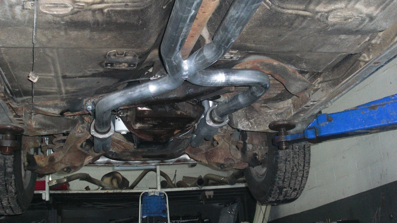 Dual exhaust - Chevy Caprice Dual Exhaust Cimg6512