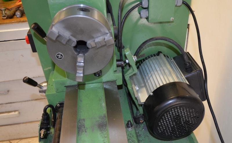 Nouveau moteur sur tour chinois Mot417